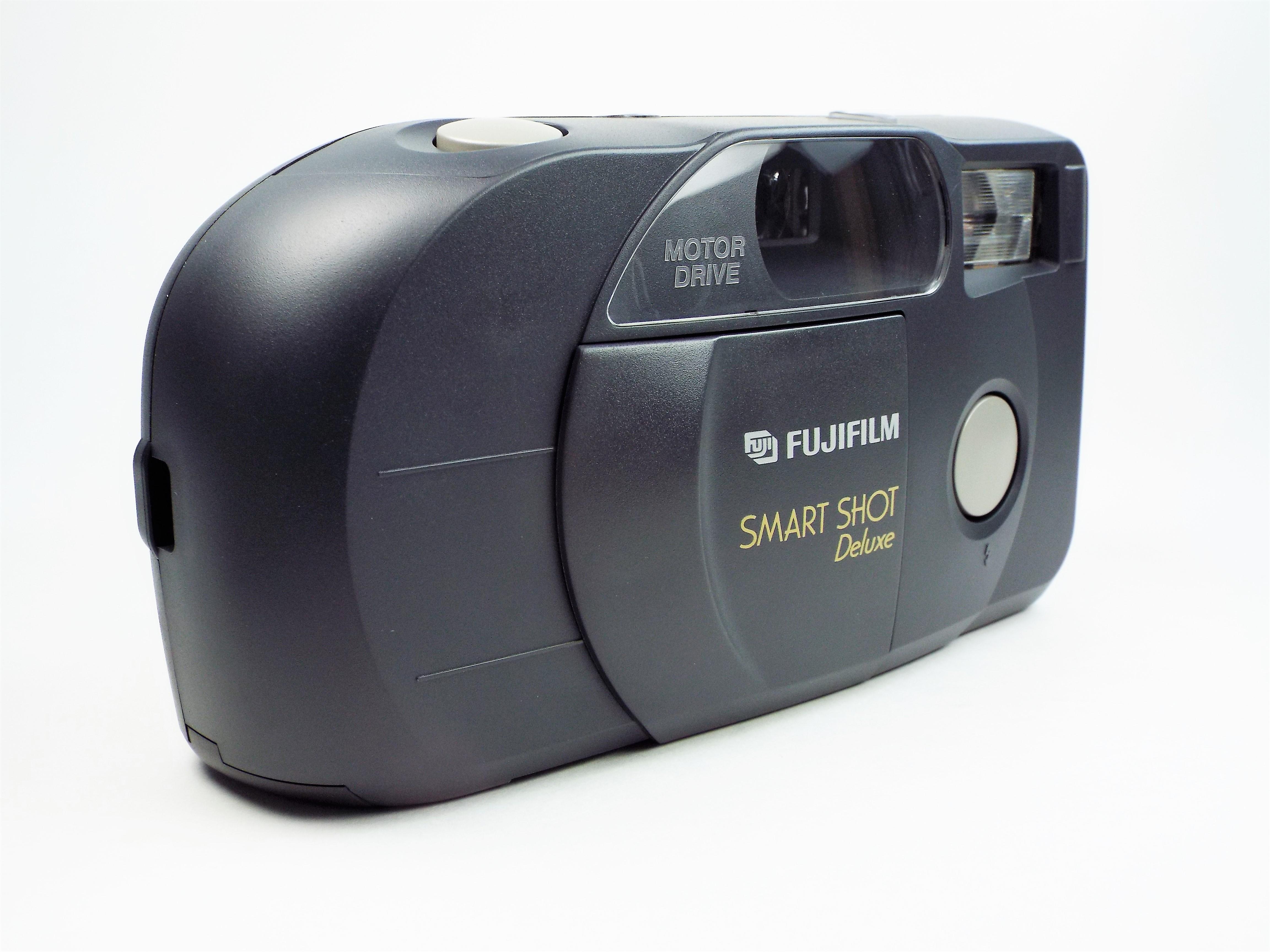 Fujifilm Smart Shot Deluxe – 1994 | Yashica Pentamatic Fanatic