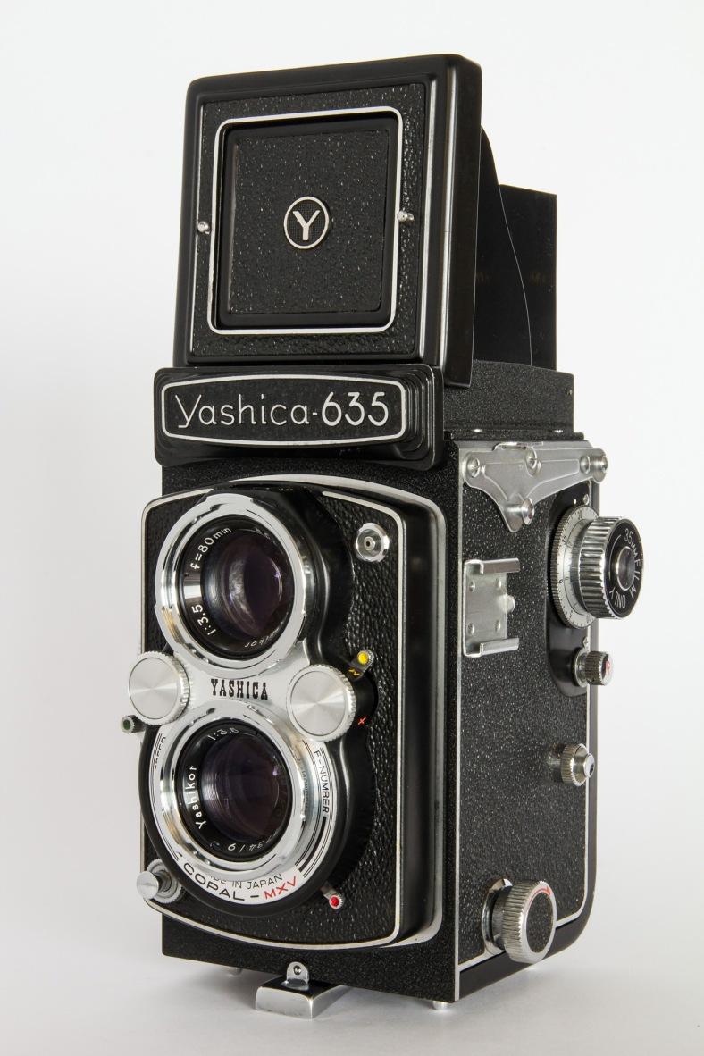 Paul's Yashica 635