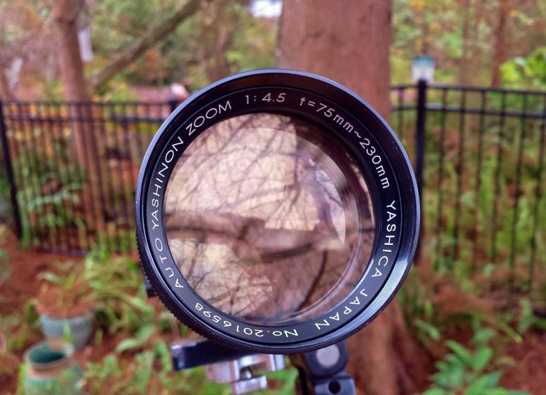 ay zoom lens