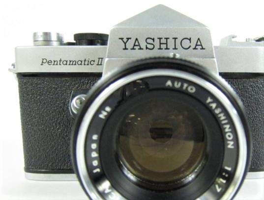 yashica p2 japan