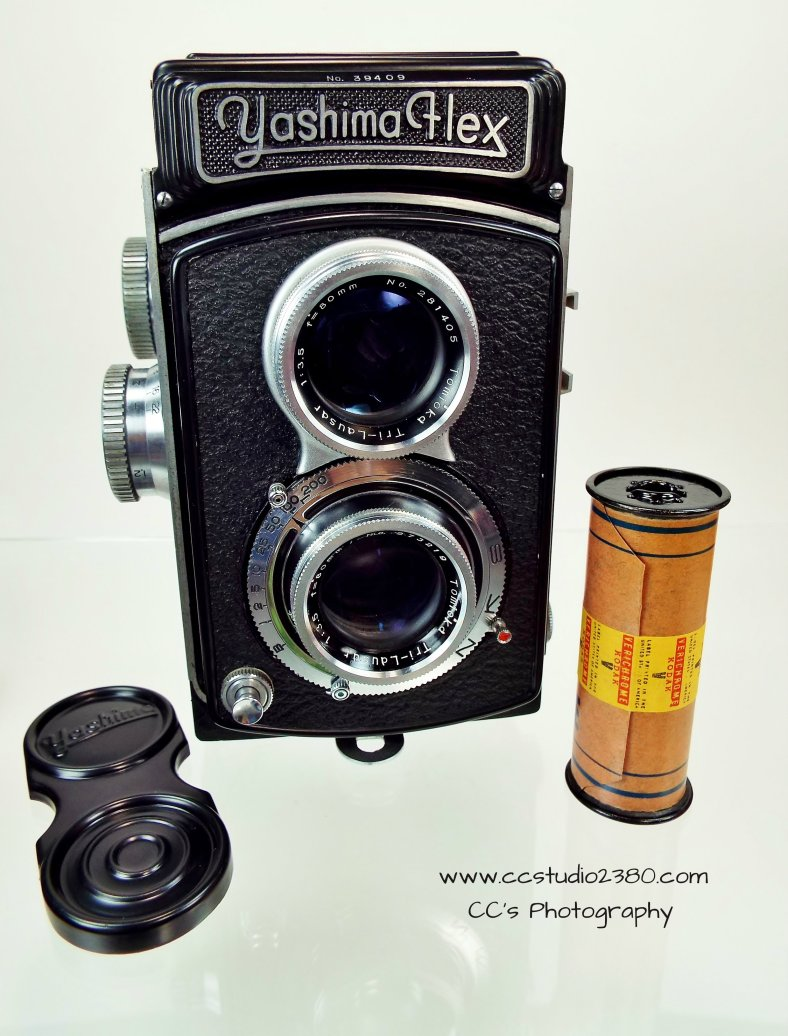 Yashima Flex with film logo