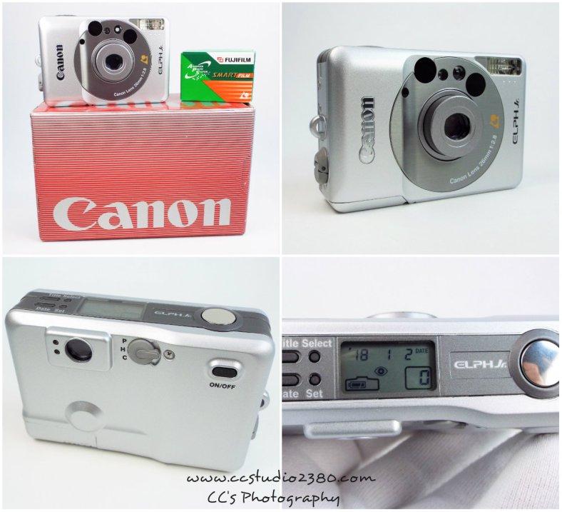 Canon ELPH Jr.
