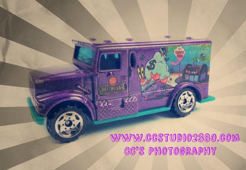 Mr. Krab's Truck