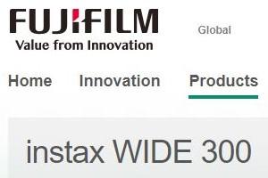 instax site