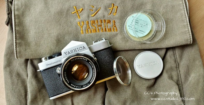 yashica flickr pentamatic