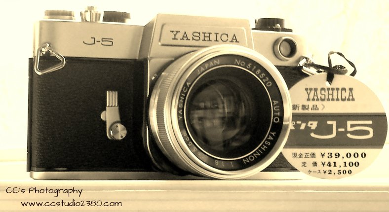 yashica j5 store front