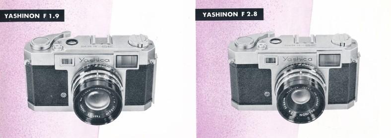 yasinon yashica 35 bro