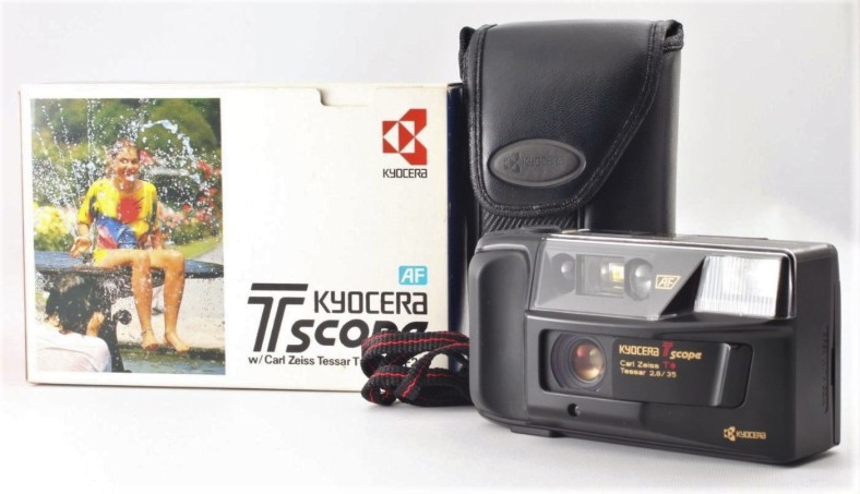 kyocera t scope