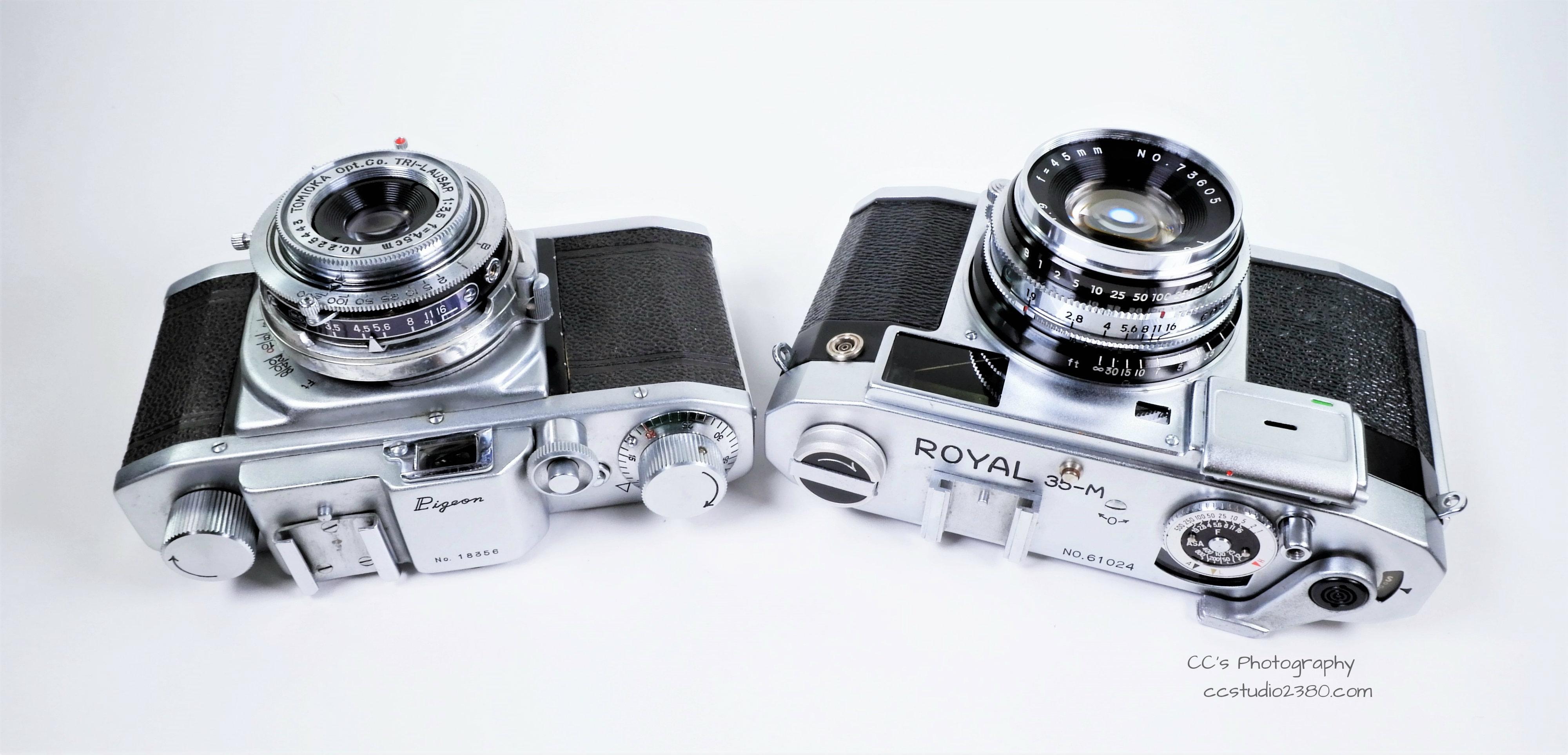 tomioka lens pair