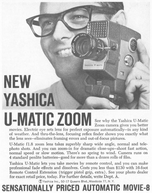 yashica big u-matic