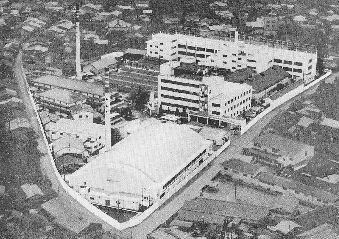 yashica suwa factory