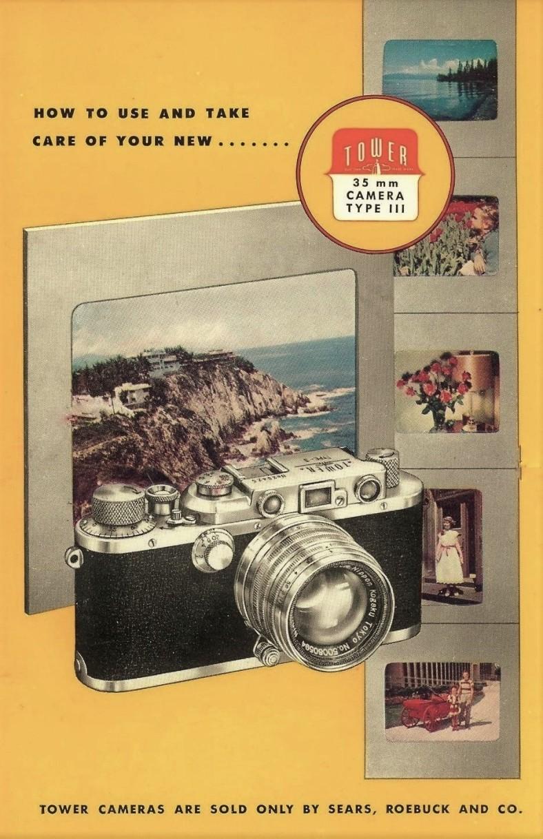 tower type III booklet