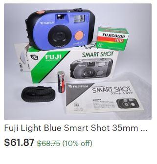 fuji new ad