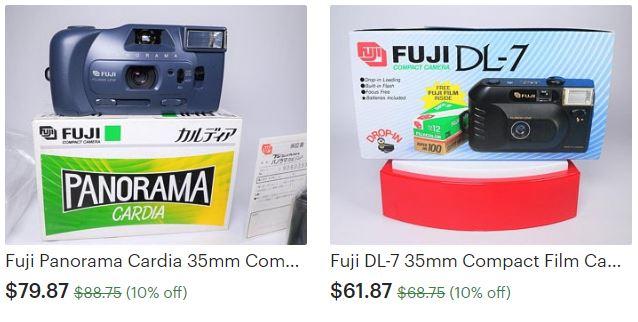 new fuji ads