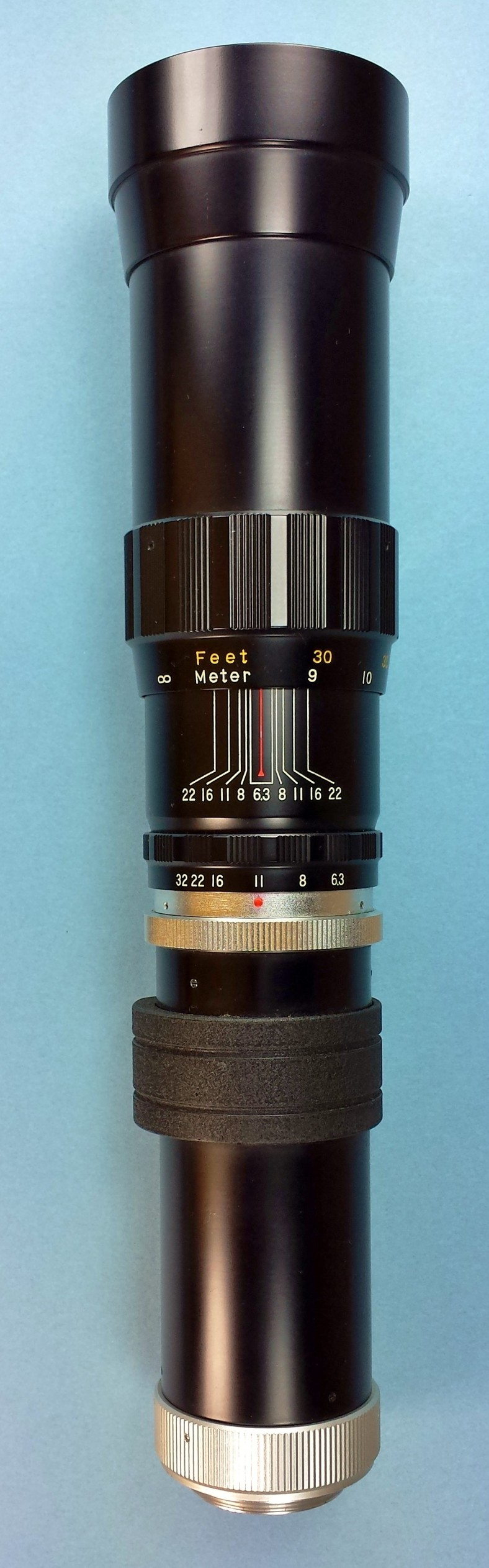 Yashica 400mm 12