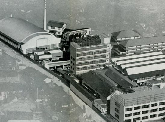 Yashica factory above