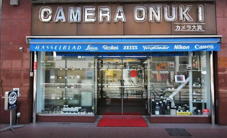 Camera Onuki Yokohama