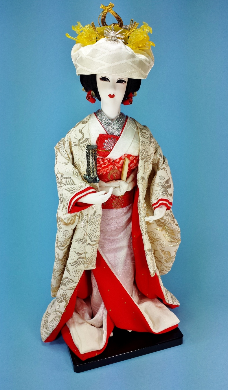Japanese Bridal Doll