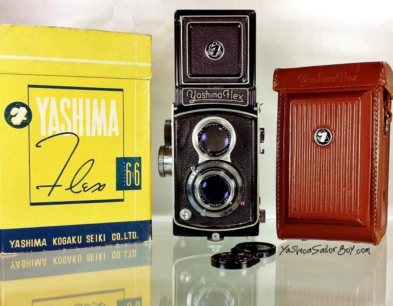 Yashima Flex Box Set (1) with logo