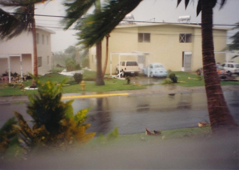 Hurricane Hugo PR