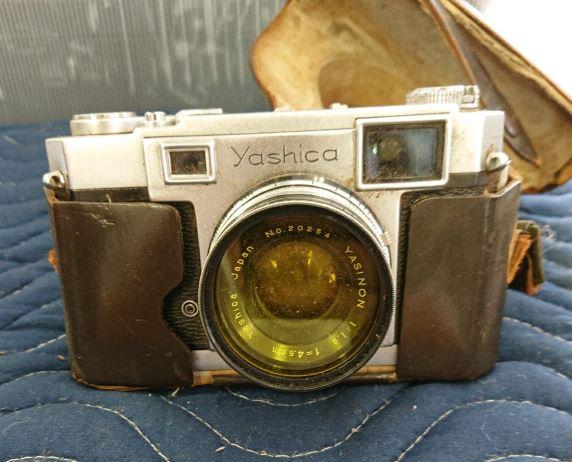Yashica 35 Japan
