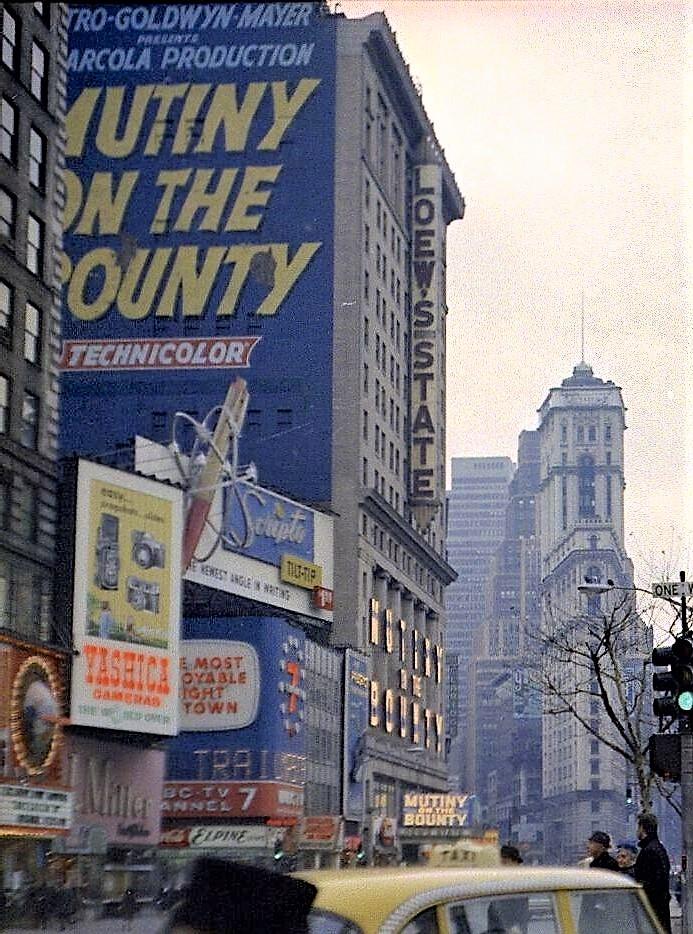 Yashica Billboard NYC Xclose
