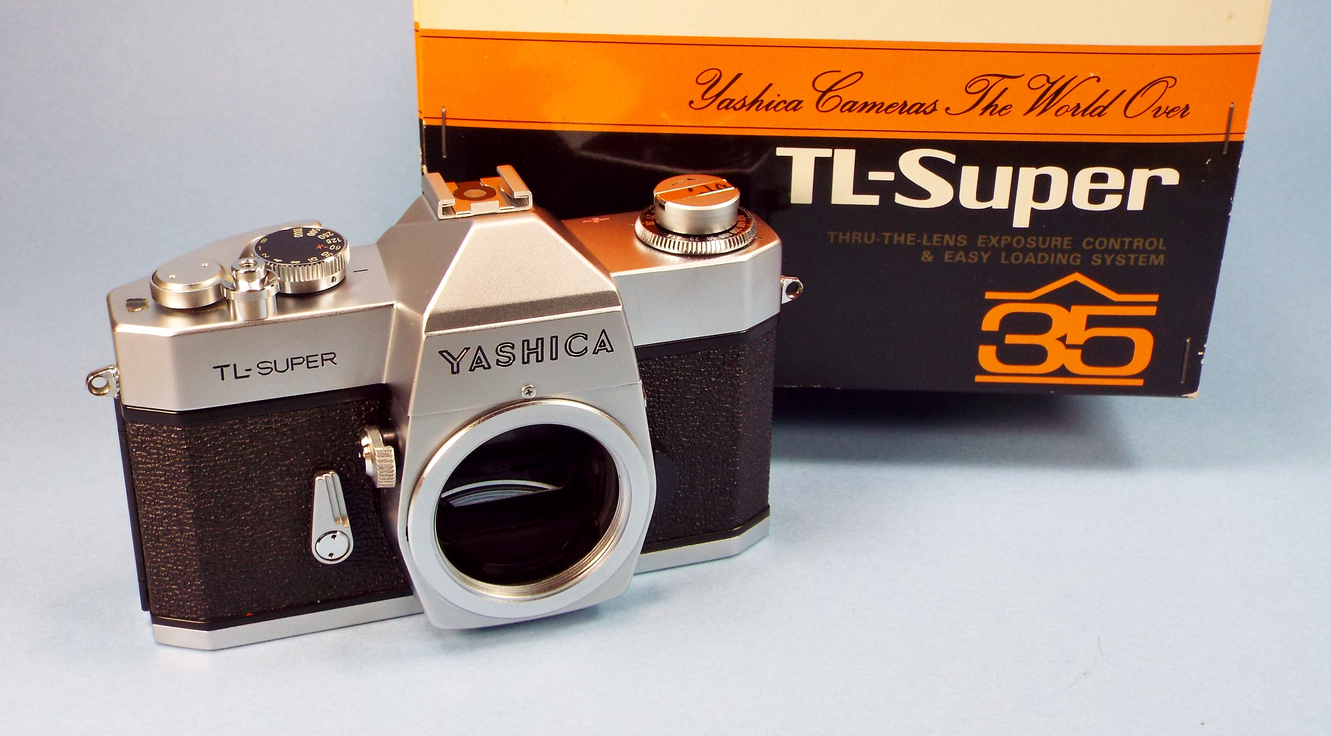 Yashica TL-Super with Box