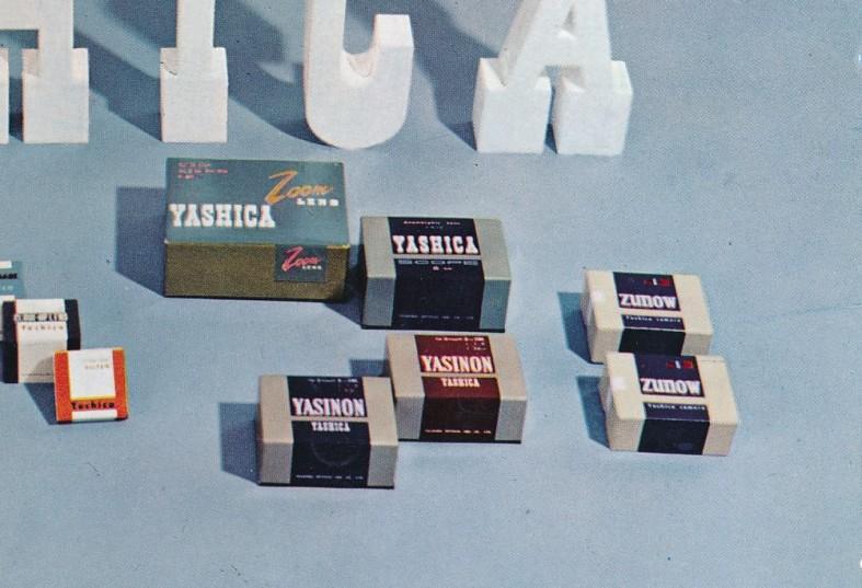 yasinon lens box