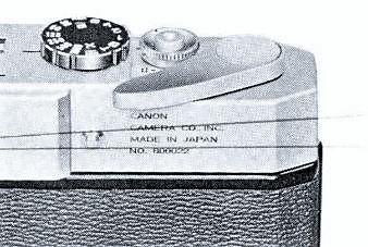Canon 7 SN close