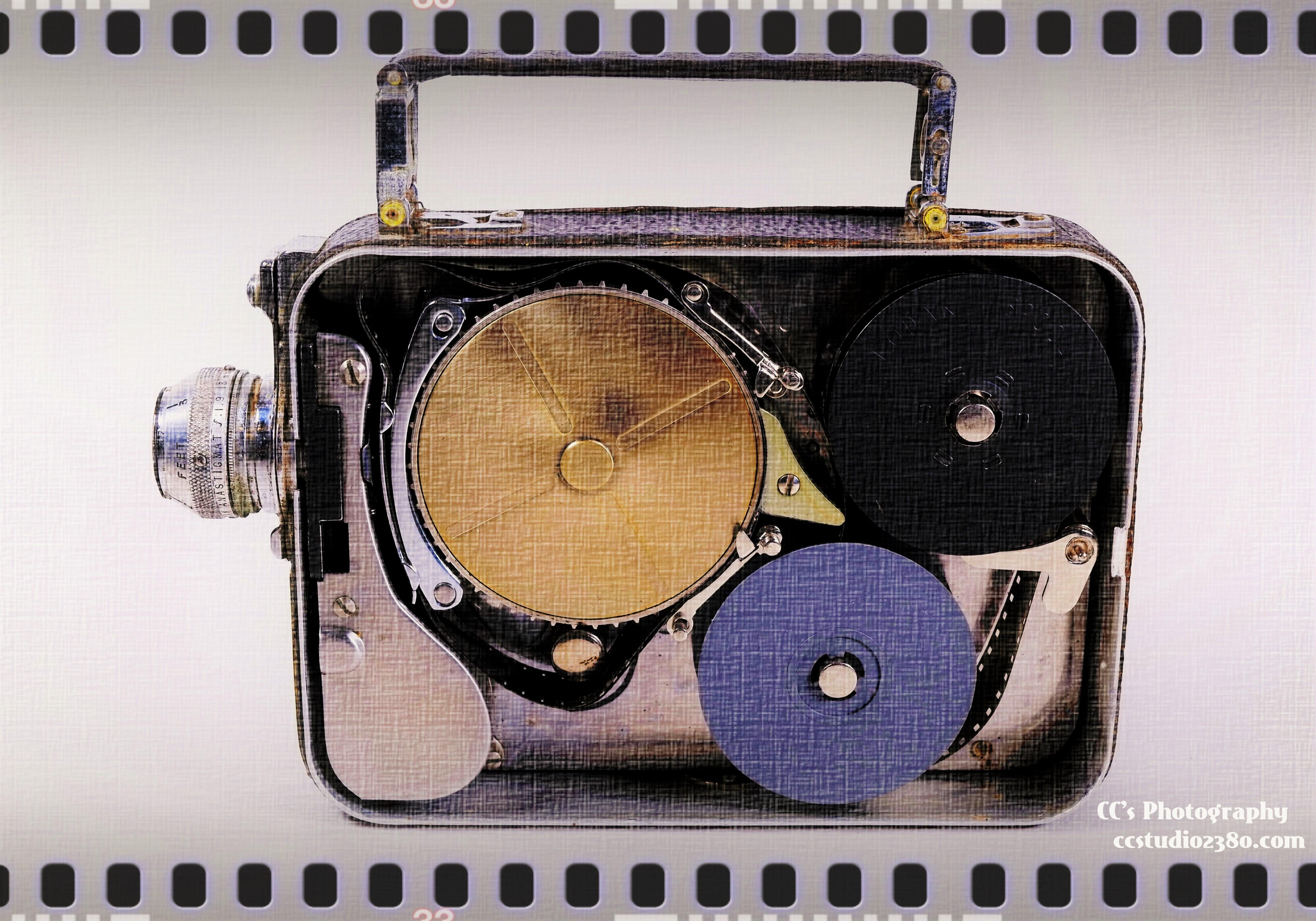Funky Kodak Movie