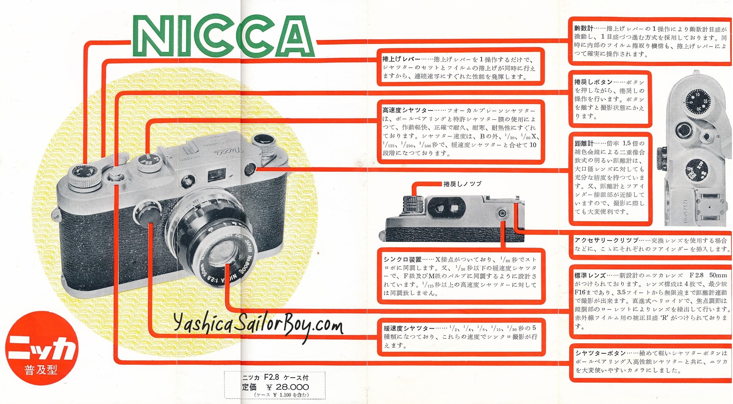 Nicca 33 Bro LOGO 1