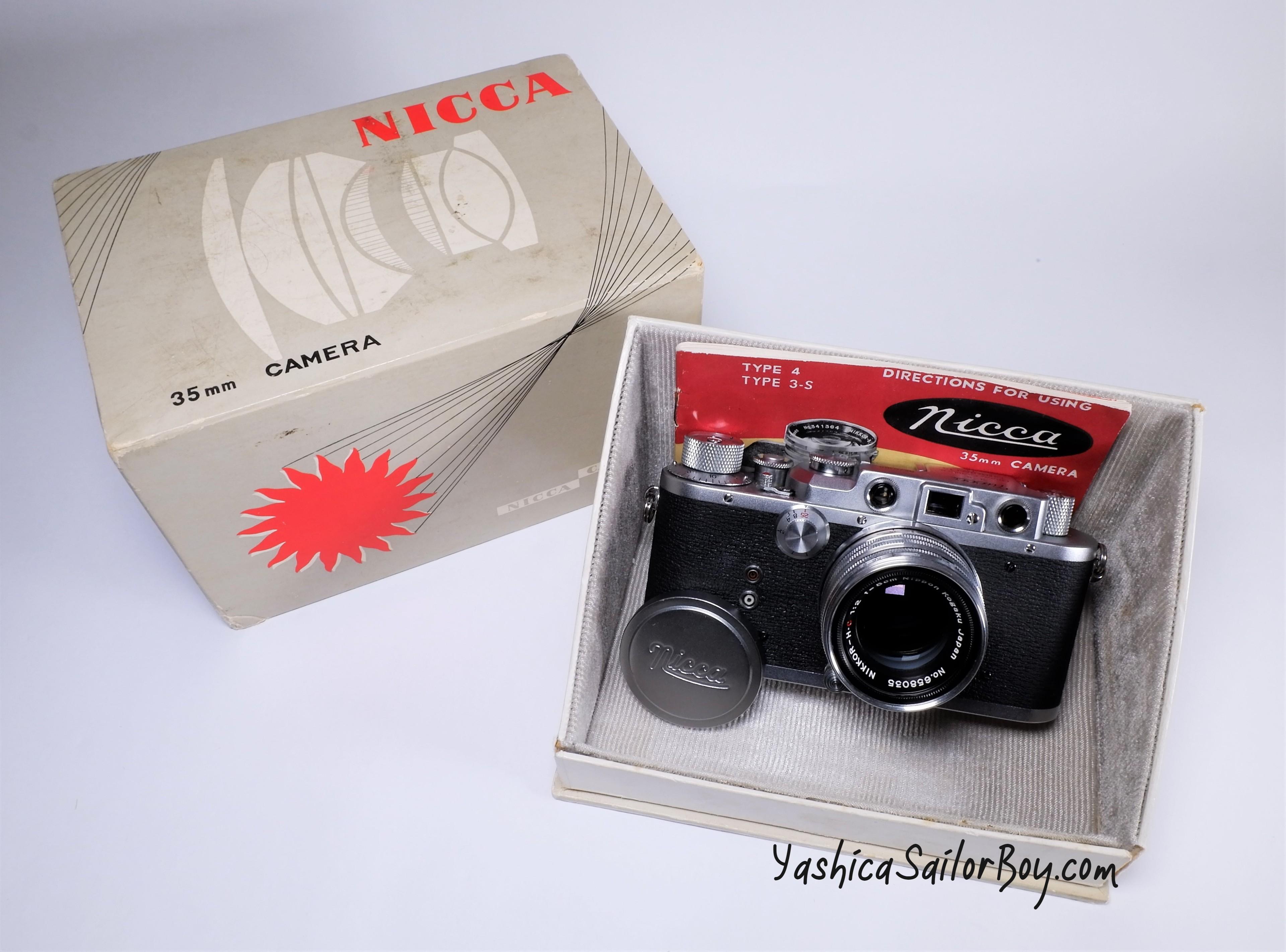 Nicca Box with Camera