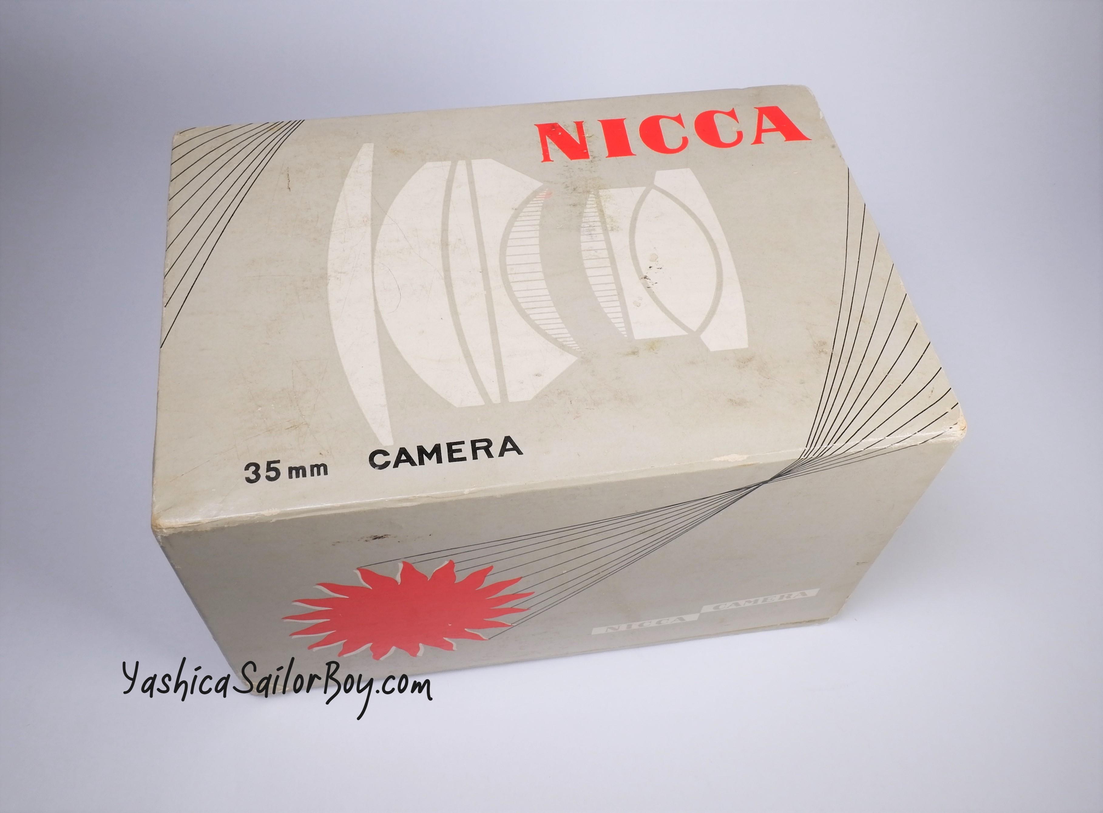 Nicca Type 3-S Box