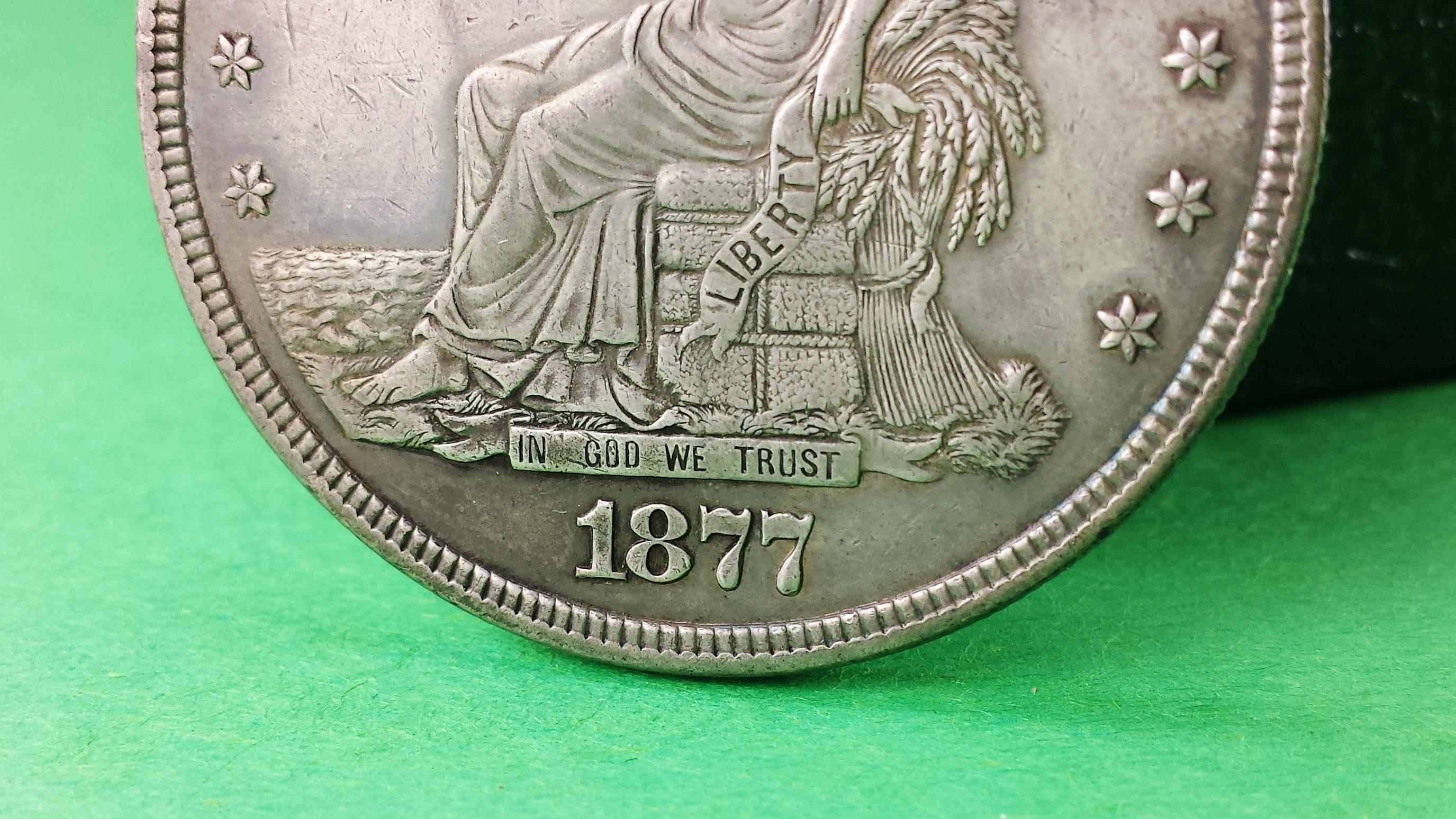 trade dollar date