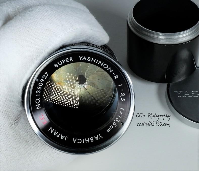 yashica 13.5 les kc logo