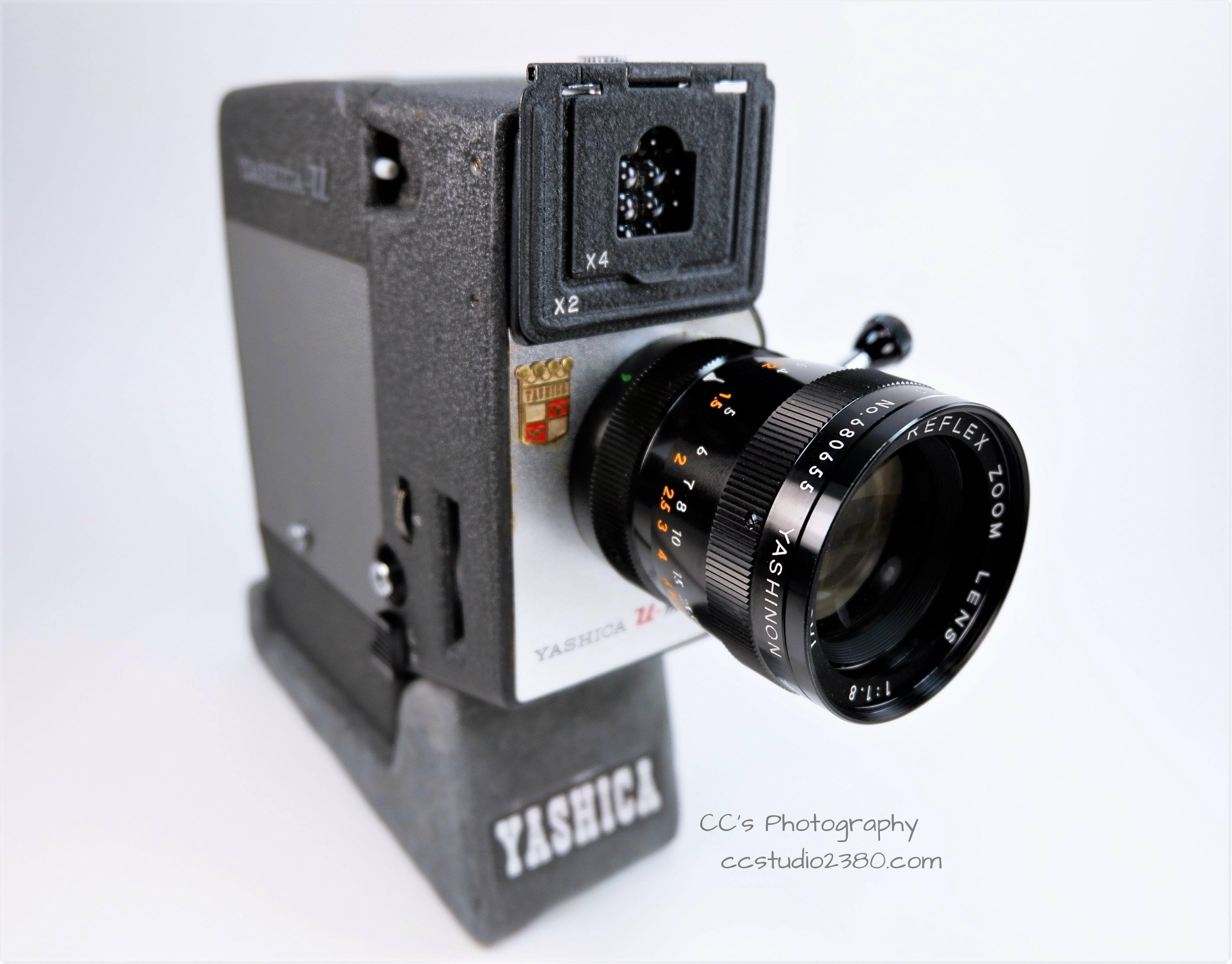 Yashica 8mm Close