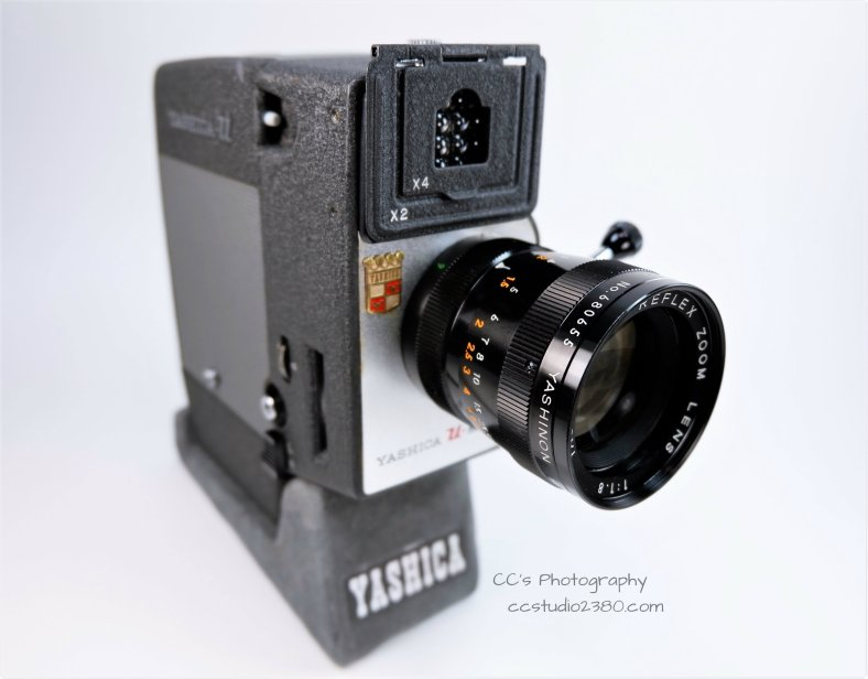 Yashica 8mm Close