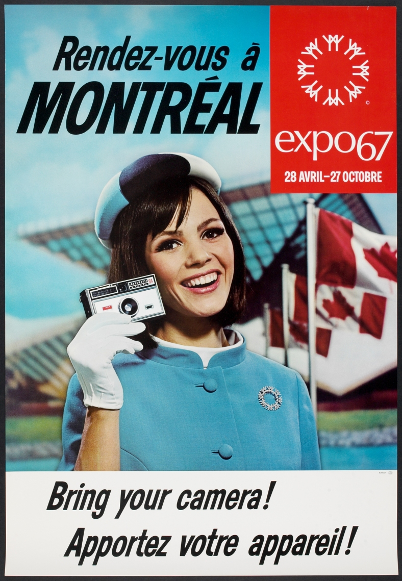 expo 67 girl hd