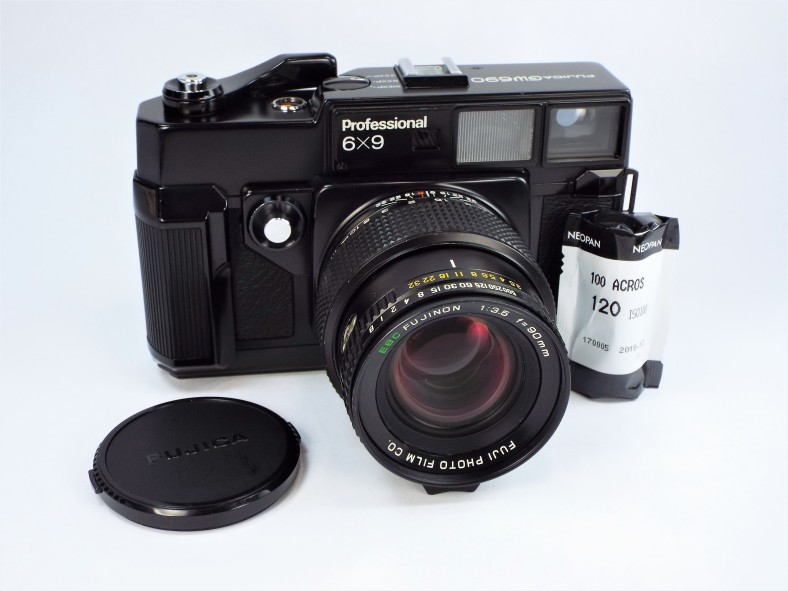 Fujica Pro gw690