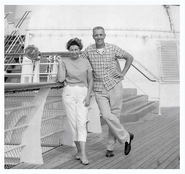 Mom and Dad Queen Mary