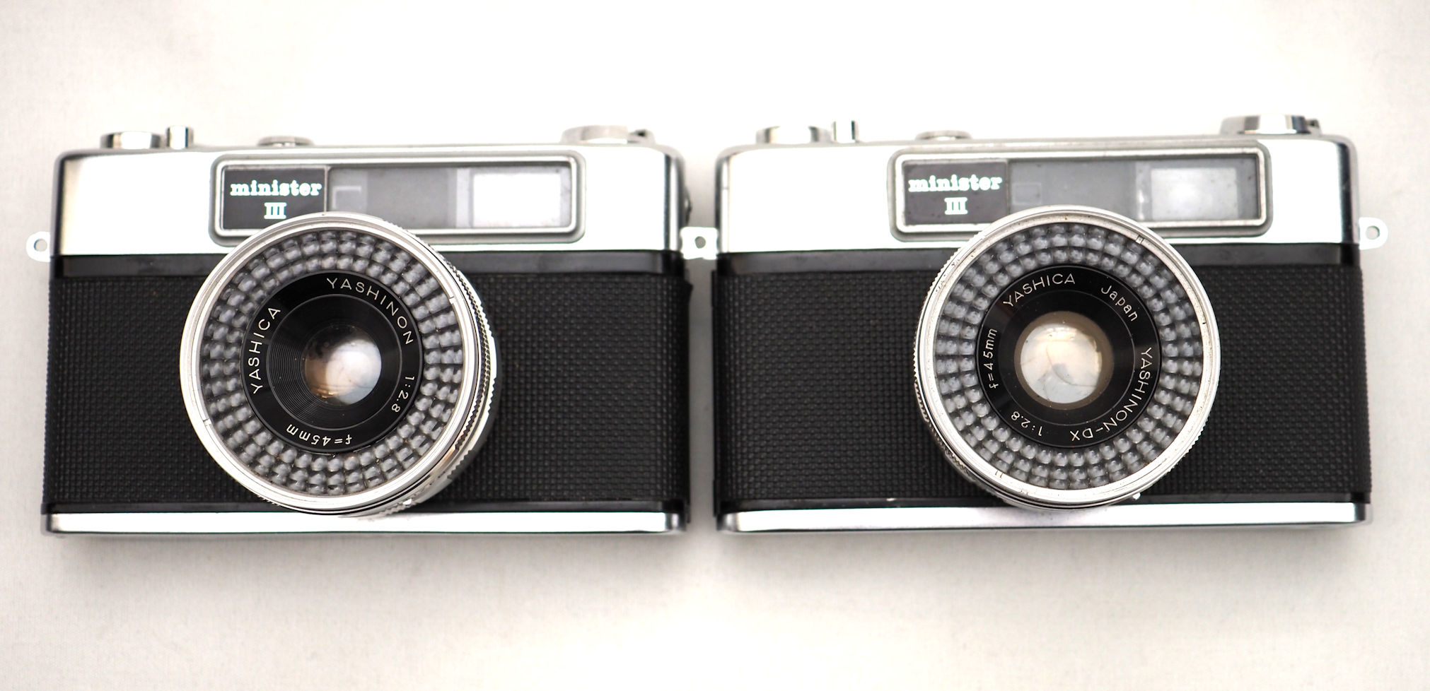 Yashica Minister III from Graham
