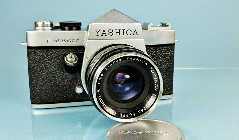 yashica pentamatic big time