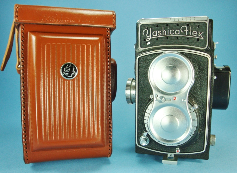 yashicaflex s 1955